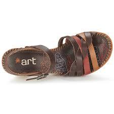 art sneakers 2017 women sandals amsterdam 303 brown orange