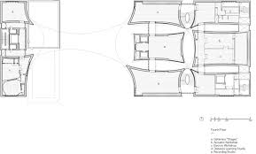 Recording Studio Floor Plans Gallery Of Studio Bell Allied Works Architecture 14