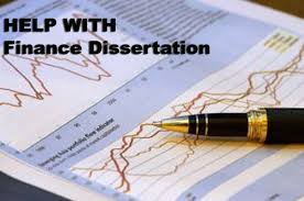 Finance Dissertations   Custom Finance Dissertations  Writing Help