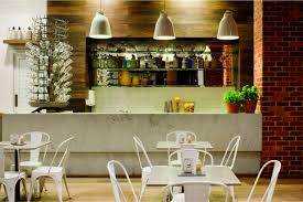simple cafe decoration modern house decorating design ideas