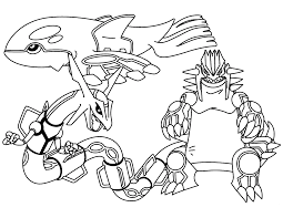 free legendary pokemon coloring pages kids