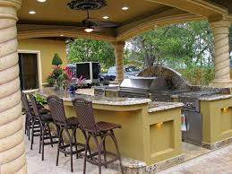 Ideas For Outdoor Kitchen Creating Outdoor Kitchen Blueprints To Make Perfect Outdoor