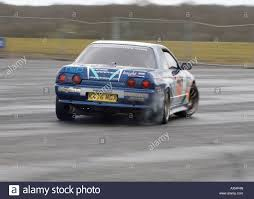 nissan skyline drift car drifting nissan skyline stock photo royalty free image 16850900