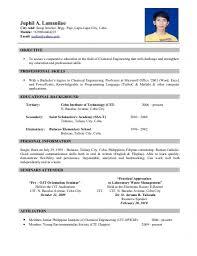Resume Application For Job by 100 Biodata Vs Resume 100 Biodata Resume Format General Cv