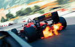 Ferrari F1 Fire Hd Wallpaper #1834 Wallpaper | Cool Wallpaper.