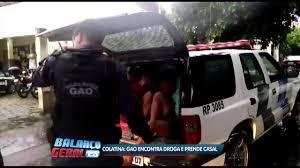 Casal é preso suspeito de tráfico de drogas em Colatina | Folha Vitória