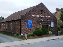 Amyand Park Chapel
