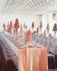 Silver Centerpieces For Table Glamorous Wedding Centerpieces Martha Stewart Weddings