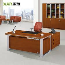 Wooden Office Tables Designs Sijin Small Office Table Design With Office Table 2 Drawers Buy