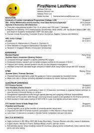 Good Cv Examples Personal Profile   Resume Maker  Create
