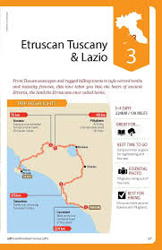 Tuscany Map Lonely Planet Tuscany Road Trips Travel Guide Lonely Planet