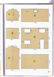 Miniature Dollhouse Plans Free by Free Doll House Plans How To Build A Dollhouse Diy Pinterest