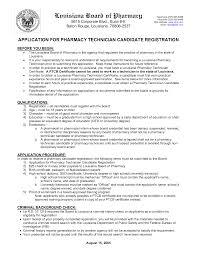 resume objective for pharmacist pharmacy technician responsibilities resume free resume example certified pharmacy technician sample resume certified pharmacy technician sample resume