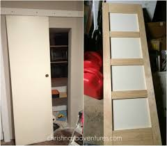 Diy Barn Doors by Diy Sliding Barn Door Christinas Adventures