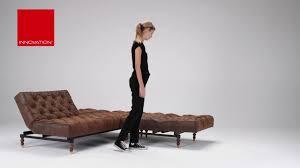 Chesterfield Sofa Sydney by Oldschool King Single Sofa Bed Innovation Living Sydney Youtube