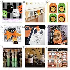 Halloween Free Printable Invitations Free Halloween Printables A Thrifty Mrs