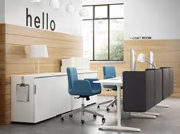 Office Furniture For Reception Area by Stylish Ikea Reception Desk Ideas Win The First Impression With