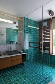 Mosaic Bathroom Tile by Blue Glass Mosaic Bathroom Tiles Captivating Interior Design Ideas