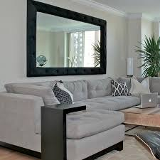 Guidelines To Using Mirrors As The Focal Point Of A Room Room - Living room mirrors decoration