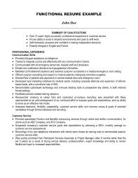 Resume Headline Examples by Resume Successful Resumes Examples Sample Cover Letter