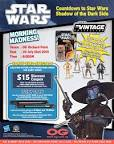 Countdown to Star Wars Shadow of the Dark Side at OG | Toys & Such ...