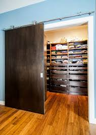 Sliding Barn Closet Doors by Barn Closet Doors Eclectic With Door Wall Hooks