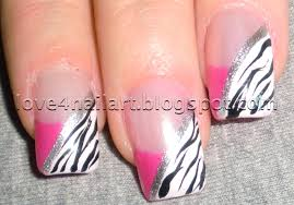 nail designs with white nail polish