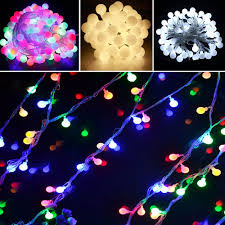 Blue Led String Lights by Online Get Cheap Blue Light Ball Aliexpress Com Alibaba Group