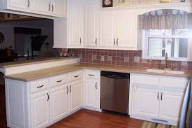 kitchen painted white kitchen cabinets on greatest diy painting