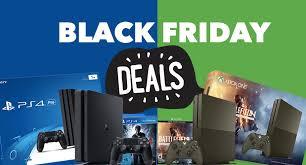 black friday deals on ps4 best gaming gear deals on black friday 2016 online sales u2014 bundled