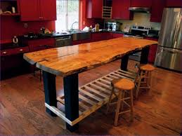 kitchen room butcher block kitchen island cart wooden island