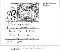 Kindergarten Squared  Writing  Rubrics and   Stars and a Wish