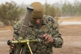 High demands  no pressure      prepares for Pacific assignment      nd Marine Division