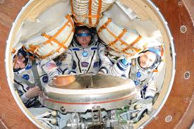 yearlong space mission to wrap up with soyuz landing tuesday night