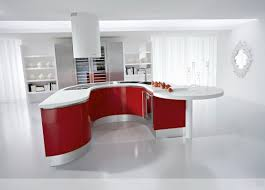 impressive dark brown red colors pvc kitchen cabinets features