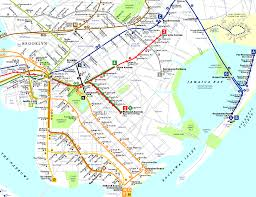 New York Map Us by New York City Maps