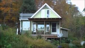 our 450 square foot tiny home artist cottage small living with