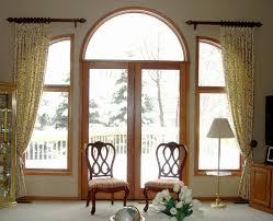 luxury arch window treatments