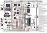 Схемы проводки