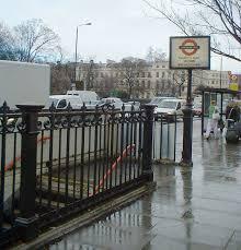 Regent's Park tube station