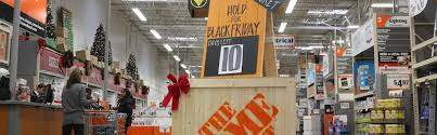 home depot black friday shopper the home depot what it takes to transform the store for black friday