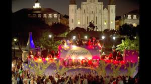 halloween parade krewe of boo 2016 new orleans youtube