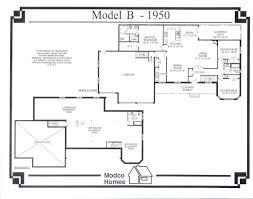 1950 sq ft bungalow modco homes