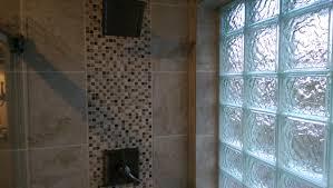 stone tiled shower shower accent tile ideas shower tile accent