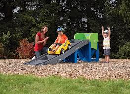 amazon com step2 extreme roller coaster ride on playset toys u0026 games