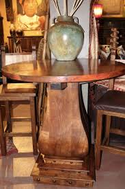 bistro tables the rustic gallery
