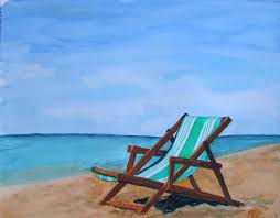 Tommy Bahamas Chairs Beach Chairs On The Beach Painting