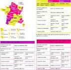 VACANCES SCOLAIRES 2009-2010 - Le Tour du Monde de la famille DAGICOUR