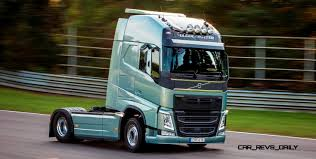 volvo truck design fifth gear u0027s tiff needell presents volvo fh truck vs koenigsegg