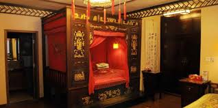 Red Wall Garden Hotel Beijing by Official Website Double Happiness Courtyard Hotel Beijing China